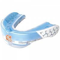 [해외]SHOCK DOCTOR Gel Max Power Youth Trans Blue