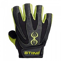 [해외]STING 아토믹 Training Gloves Black / Green
