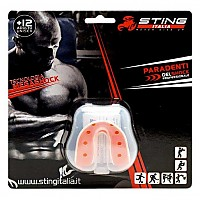 [해외]STING Mouth Guard Orange