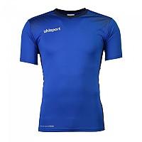 [해외]울스포츠 Goal Shirt Ss Azure Blue / Navy