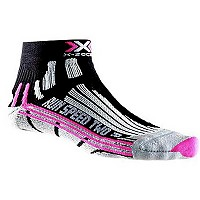 [해외]X-SOCKS Run Speed Two Black / Pink