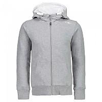 [해외]CMP Girl Fix Hood Jacket Grigio Melange