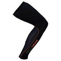 [해외]카포스 Leg Warmers Black / Orange Fluo
