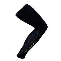 [해외]카포스 Leg Warmers Black / Green Fluo