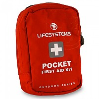 [해외]LIFESYSTEMS Pocket First Aid Kit Red