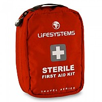 [해외]LIFESYSTEMS Sterile First Aid Kit Red