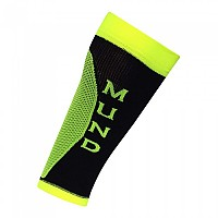 [해외]MUND SOCKS Long Distance Calf Black / Amarillo