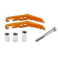 [해외]페츨 Kit Pointes Avant Lynx Orange