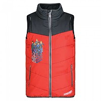 [해외]REGATTA Earthbreaker Bodywarmer Vest Chilli Pepper / Seal Grey