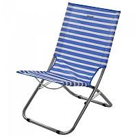 [해외]REGATTA Kruza Beach Lounger French Blue / White