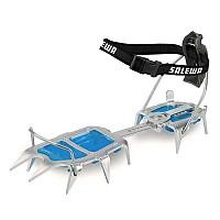 [해외]살레와 Alpinist Alu Step In Steel / Blue