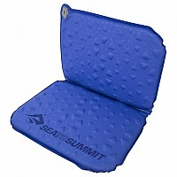 [해외]씨투서밋 Self Inflating Deluxe Seat Dark Blue