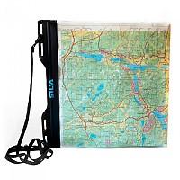 [해외]SILVA Carry Dry Map Case L Transparent