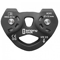[해외]SINGING ROCK Pulley Tandem 4136813132 Black