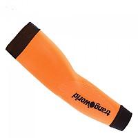[해외]트랑고월드 Maron Arm Sleeve Red Orange / Black