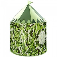 [해외]TRESPASS Chateau Kids Play Tent Camo
