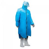[해외]VERTICAL Respire Rain Poncho Blue