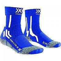 [해외]X-SOCKS X CTN Lake Blue / Arctic White