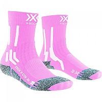 [해외]X-SOCKS X CTN Flamingo Pink / Arctic White