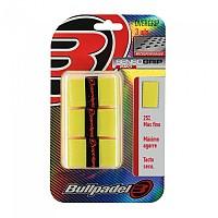 [해외]BULLPADEL Senso Pro 3 Units Fluor Sulphur Yellow