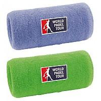 [해외]BULLPADEL BPMU-19 World Padel Tour Green Fluor / Steel Blue
