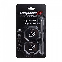[해외]BULLPADEL Custom Weight Grip Black