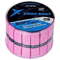 [해외]드롭샷 Soft Light 60 Units Pink