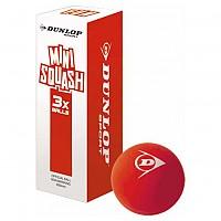 [해외]던롭 Fun Mini 3 Balls Red