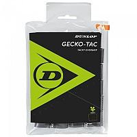 [해외]던롭 Gecko-Tac 12x3 Units Black