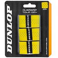 [해외]던롭 Tour Dry 3 Units Yellow