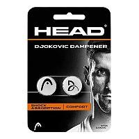[해외]헤드 Djokovic Dampener 2 Units Grey / Black