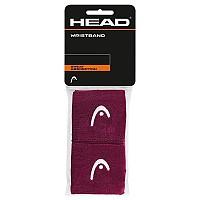 [해외]헤드 Wristband 2.5´´ 2 Units Purple