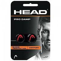 [해외]헤드 Pro Damp 2 Units Black / Red
