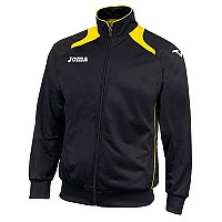 [해외]조마 Poly Tricot Champion II Black / Yellow