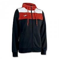 [해외]조마 WM Crew Hooded Jacket Black / White / Red