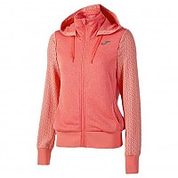 [해외]조마 Bella Jacket Hooded Dark Orange Fluor