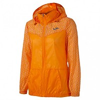 [해외]조마 Bella Rainjacket Dark Orange Fluor