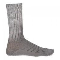 [해외]라코스테 Ribbed Solid Socks In Mercerized Blend Stone Chin