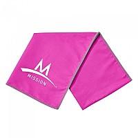 [해외]MISSION 엔듀라cool Large Microfibre Pink