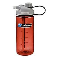 [해외]날진 Multi Drink Bottle 700ml Red / Loop-Top Gray