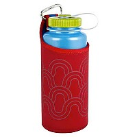 [해외]날진 Bottle Sleeve Graphic Neoprene 1L Red