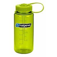[해외]날진 Wide Mouth Bottle 500ml Green / Loop-Top Green
