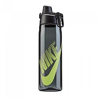 [해외]나이키 ACCESSORIES Core Hydro Flow 680ml Anthracite / Volt