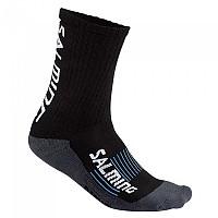 [해외]살밍 365 Advanced Indoor Sock Black