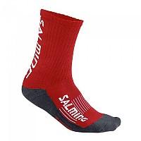 [해외]살밍 365 Advanced Indoor Sock Red