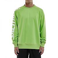 [해외]살밍 Logo Warm Up Lime Green