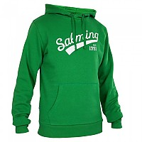 [해외]살밍 Logo Hooded Green