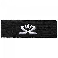 [해외]살밍 Knitted Headband Black / White