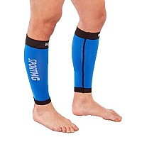 [해외]SPORT HG Compression Calf Sleeves Black / Royal