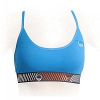 [해외]WILDCOUNTRY Sport Bra Top Woman Cyan Blue
